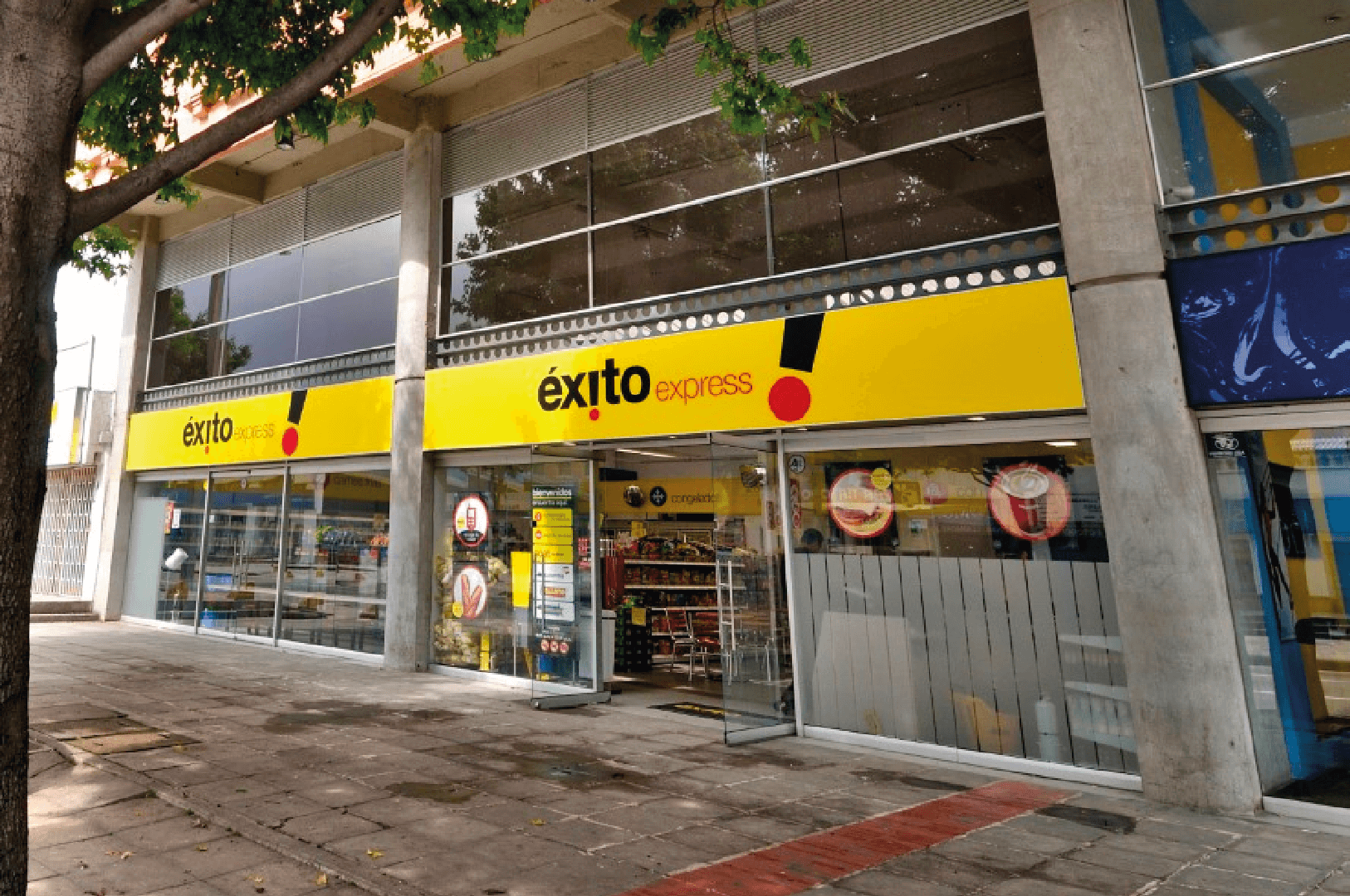 Carulla becomes part of Grupo Éxito.