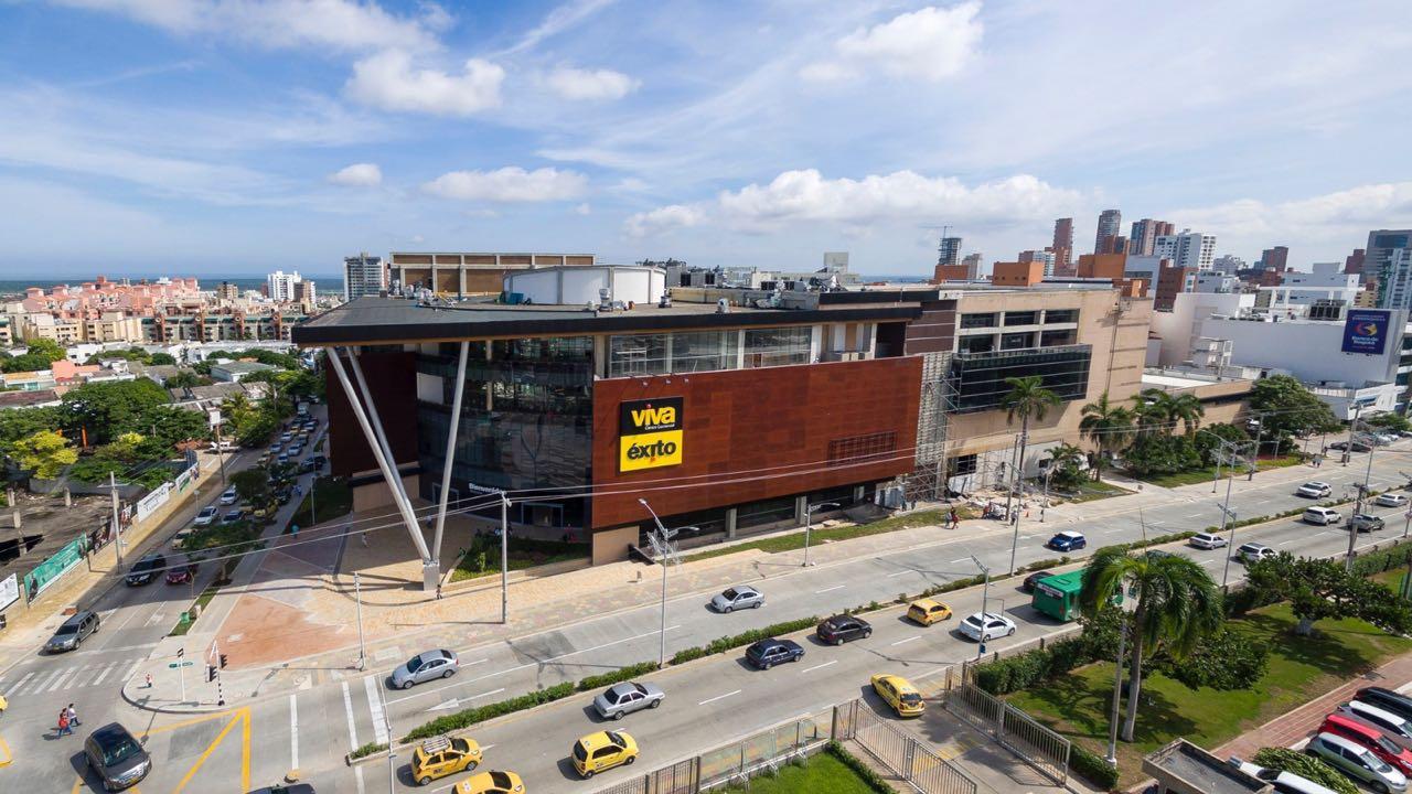 Viva Barranquilla El Centro Comercial Más Grande De La